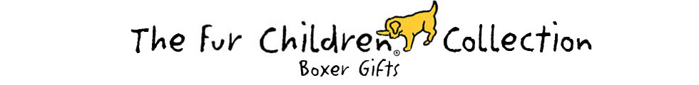 Bannner for Fur Children Gifts for Boxer Lovers
