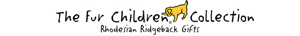 Banner for Rhodesian Ridgeback Gifts
