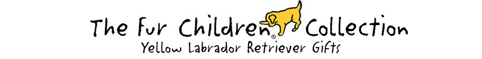 Banner for Fur Children Gifts for Yellow Labrador Lovers
